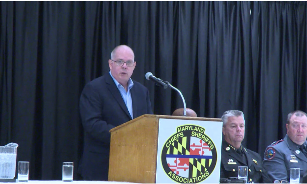 Hogan: 'Enough is enough. We cannot defund the police.'